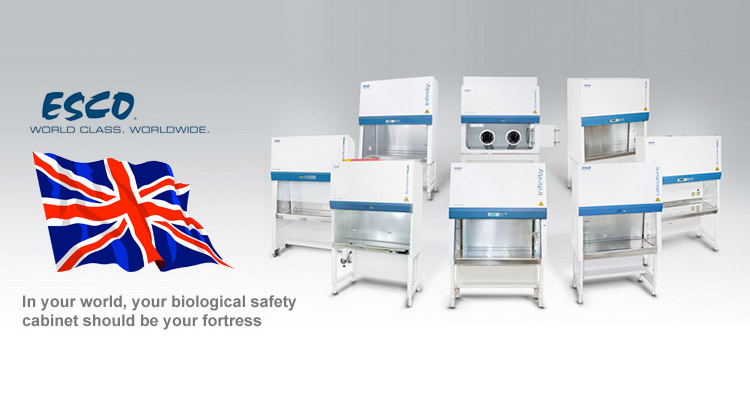 Microbiological Safety Cabinets Laboratory