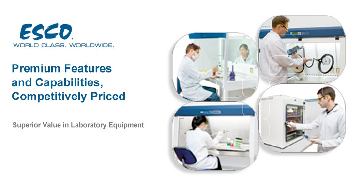 Superior Value in Laboratory Equipment