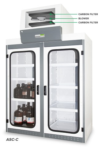 Ascent™ Storage Cabinet - C series (ASC-C)