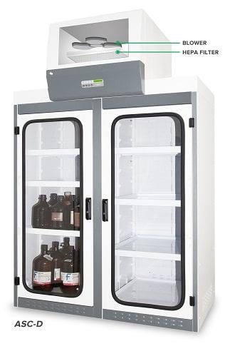 Ascent™ Storage Cabinet - D series (ASC-D)