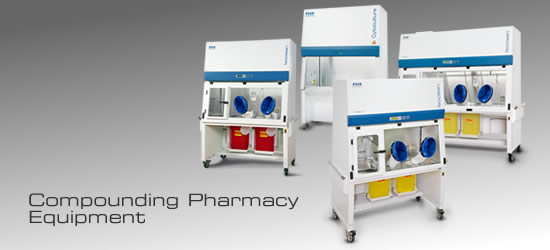 The Premium Solution for Sterile & Cytotoxic Drug Compounding