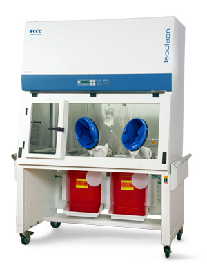 Pharmacy Compounding Aseptic Isolator Picture