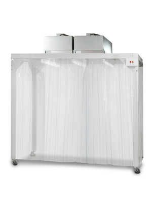 Soft Capsule® Soft Wall Cleanroom