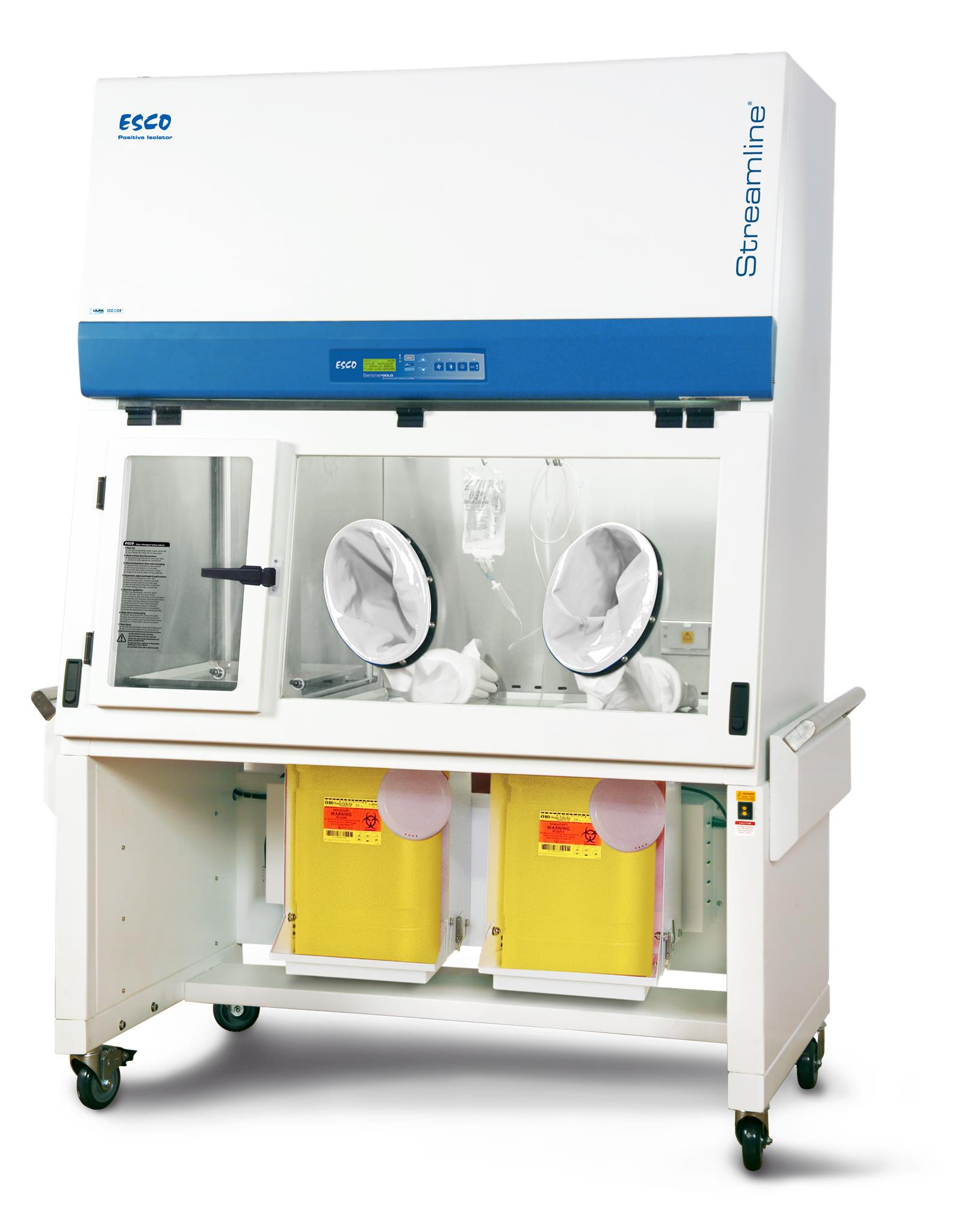 Streamline® Compounding Aseptic Containment Isolator (Recirculating)